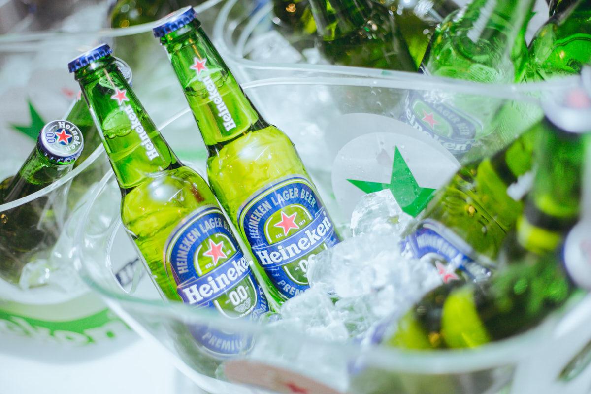 Hurricane meets Afterwork by Heineken