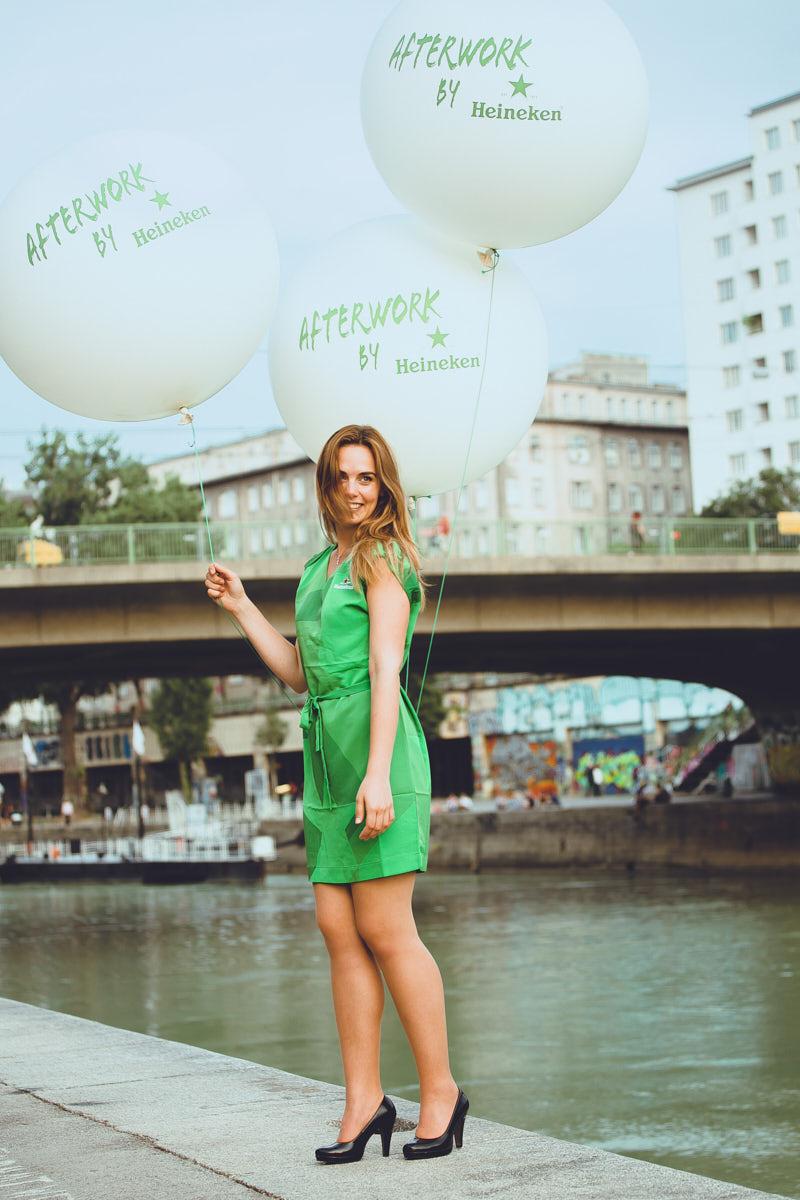 Blumenwiese meets Afterwork by Heineken